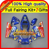Cuerpo Para HONDA NSR250R MC21 NSR250 PGM3 90-93 14HM37 Movistar Azul R azul 90 91 92 93 NSR 250R 1990 1991 1992 1993 Carenado