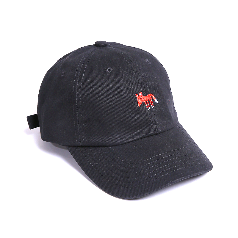 NEW 2017 GOOD Quality brand cap for men and women fashion dad hat leisure Gorras Snapback FOX Baseball Caps Casquette hat Cap