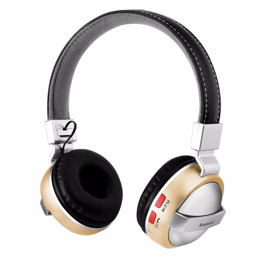 Wireless headphones bluetooth microphone - bluetooth headphones wireless v4.1