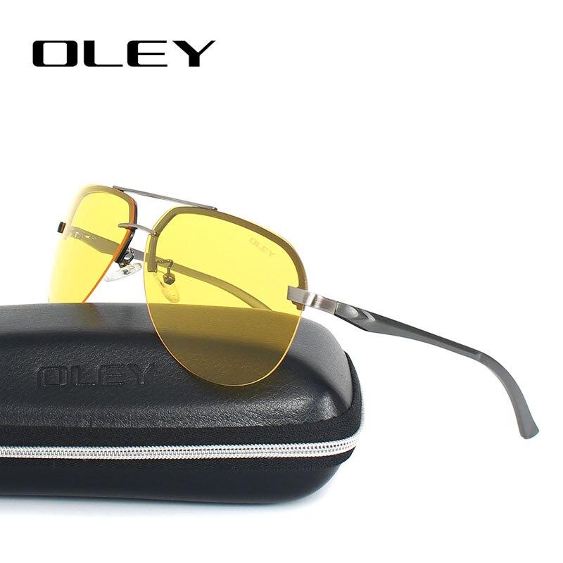 213666c631 La visera de sol del coche de la visión nocturna de conducción gafas de  vista clara