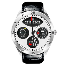 FOOANG Android smartphone watch 3G android system has a heart rate check that supports social software apps  fashion  SIM WCDMA