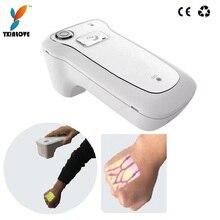 Портативная клиника инфракрасного просмотра Вены/машина для поиска вены идеальное оборудование для терапии осмотра локатор для вен устройство