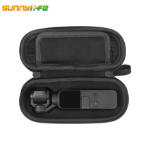 for DJI Osmo Pocket Camera Bag Carrying Waterproof Case Handheld Gimbal Stabilizer Case Handbag for DJI Osmo Pocket Accessories все цены
