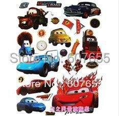 XL-005 Boy's Bedroom 50x70cm Pixar CARS Wall Stickers Kids/Nursery Room Art Decal Decor wall sticker