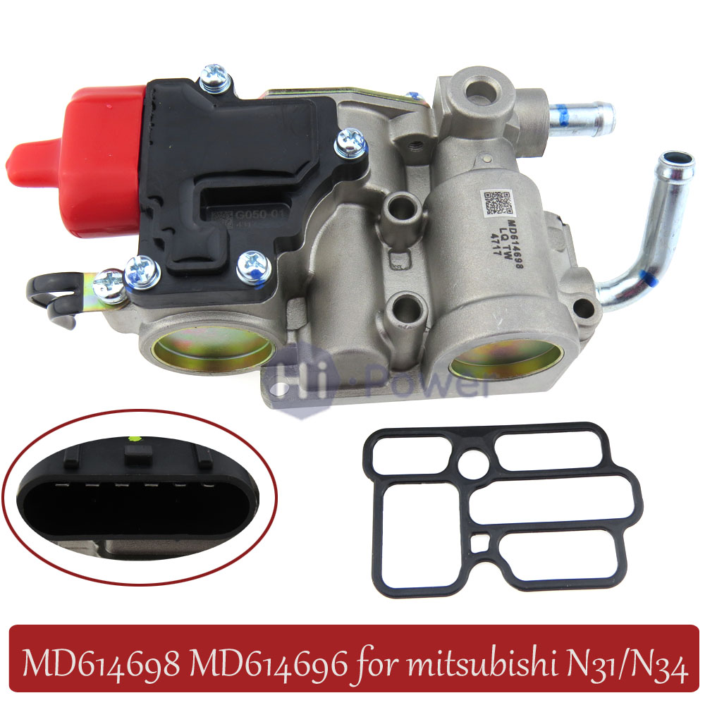 Top Quality MD614698 MD614696 Idle Speed Motors Idle Air Control Valves fit for Mitsubishi Space vehicle