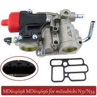 Top Quality MD614698 MD614696 Idle Speed Motors Idle Air Control Valves fit for Mitsubishi Space vehicle N31/N34 MD614527