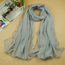 Free Shipping  Wholesale 180*90CM Many Colors Available 100% Viscose Glitter Plain Scarf