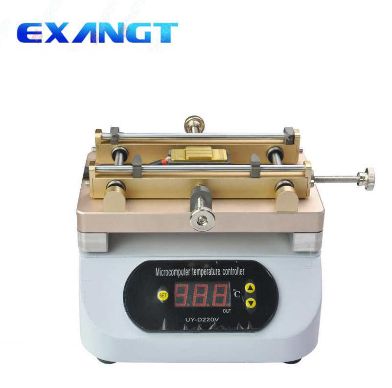 UYUE 968A High Accurate Heating Desoldering Rework Station for iPhone Motherboard CPU Chip