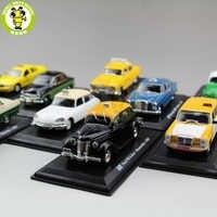 Abenzl GAZ-TAXI juguete de modelo de coche, modelo de coche, juguete de coche de juguete para regalo, colección de 1/43