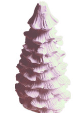 3D Christmas tree candle silicone mold pine aromatherapy plaster clay craft mould