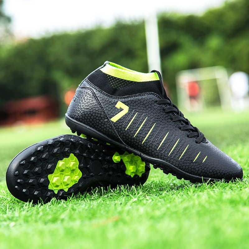 EAGLE fútbol profesional arranque CR7 Superfly botas de fútbol zapatos  Futsal corte mujeres masculinas zapatilla niños tacos en Aliexpress.com  e677fa181dcbb