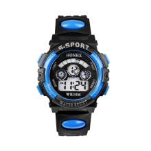 2018 Fashion Waterproof Children Kids Boy Watches Digital LE