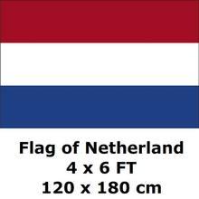 Holandia 4x6 stóp flaga 120x180 cm holenderska holandia flagi i banery flaga narodowa kraj Banner