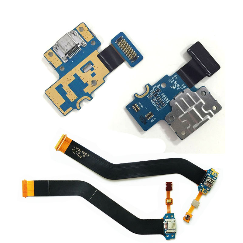 For Samsung Galaxy Note 8.0 N5100 N5110 USB Charging Dock Connector Port Board Flex For Galaxy Tab 4 10.1 T530 SM-T530 T531 T535