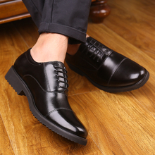 Comfortable Shoes Oxford Business Big Size 38-46
