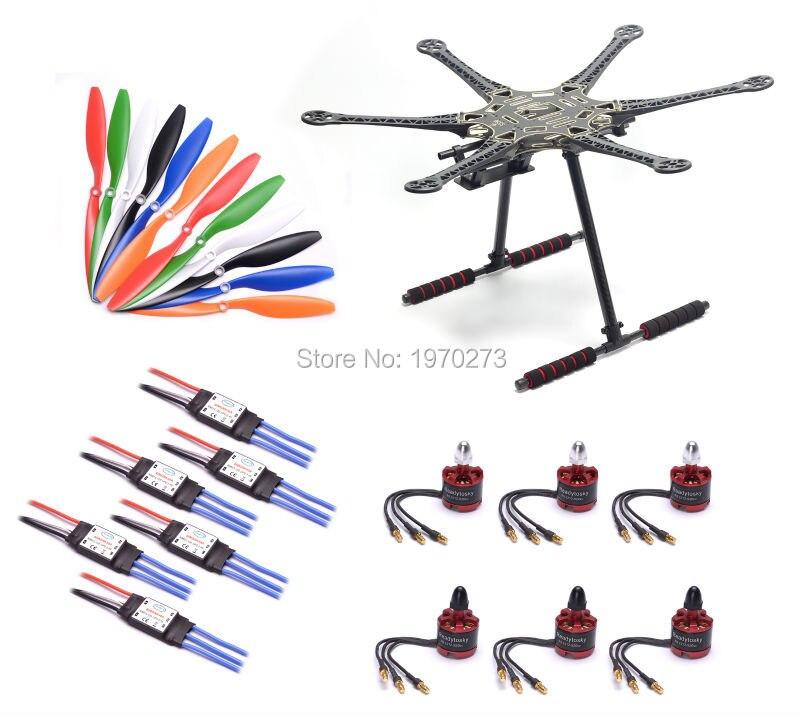 f550 hexacopter цена