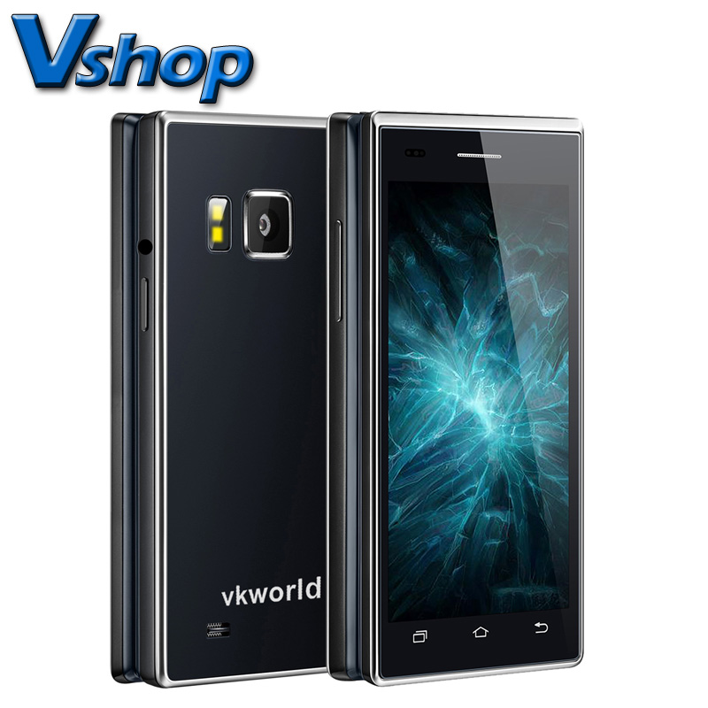 2016 VKworld T2 Flip Smartphone 13 0MP Camera 4 0 inch Android 5 1 Dual SIM