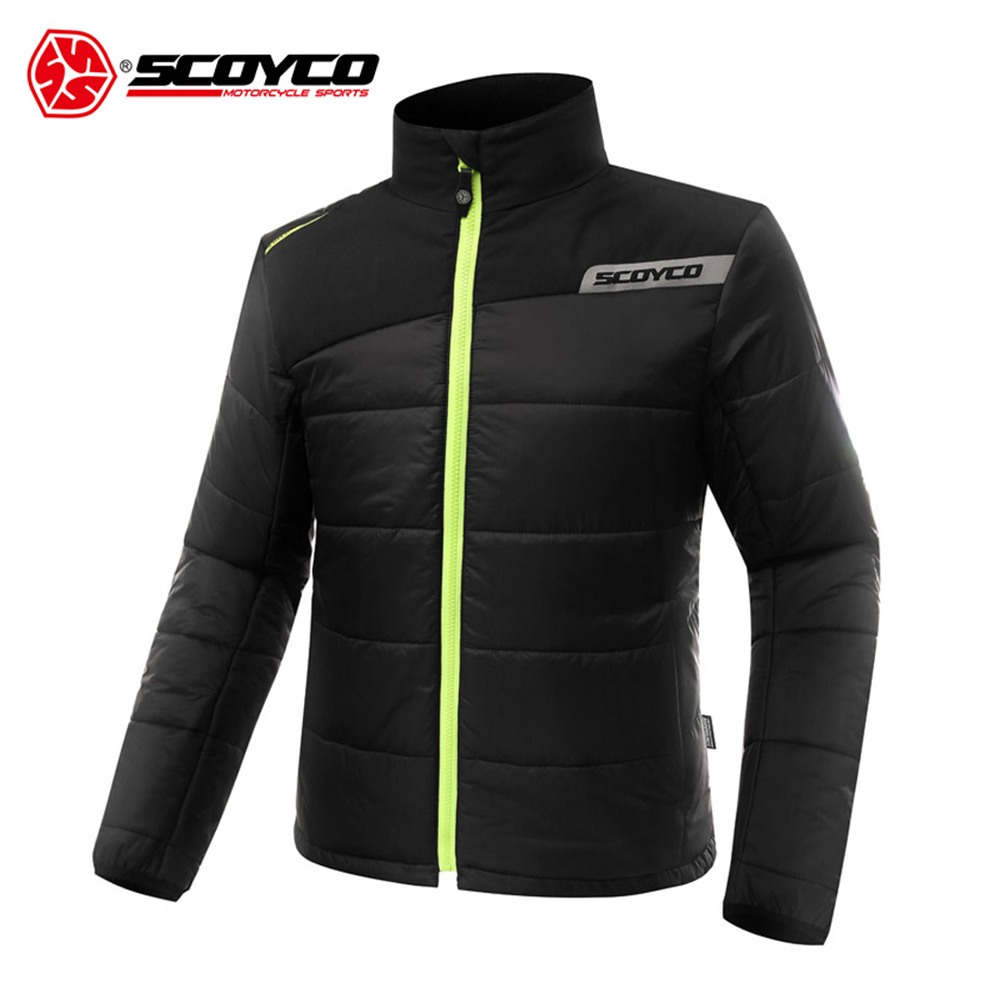 SCOYCO Motorcycle Jacket Moto Windproof Racing Jacket Blouson Moto With Five Protector Guards Motorbike Jacket Black And Red scoyco k11h11 motorcycle sports knee elbow protector pad guard kit black