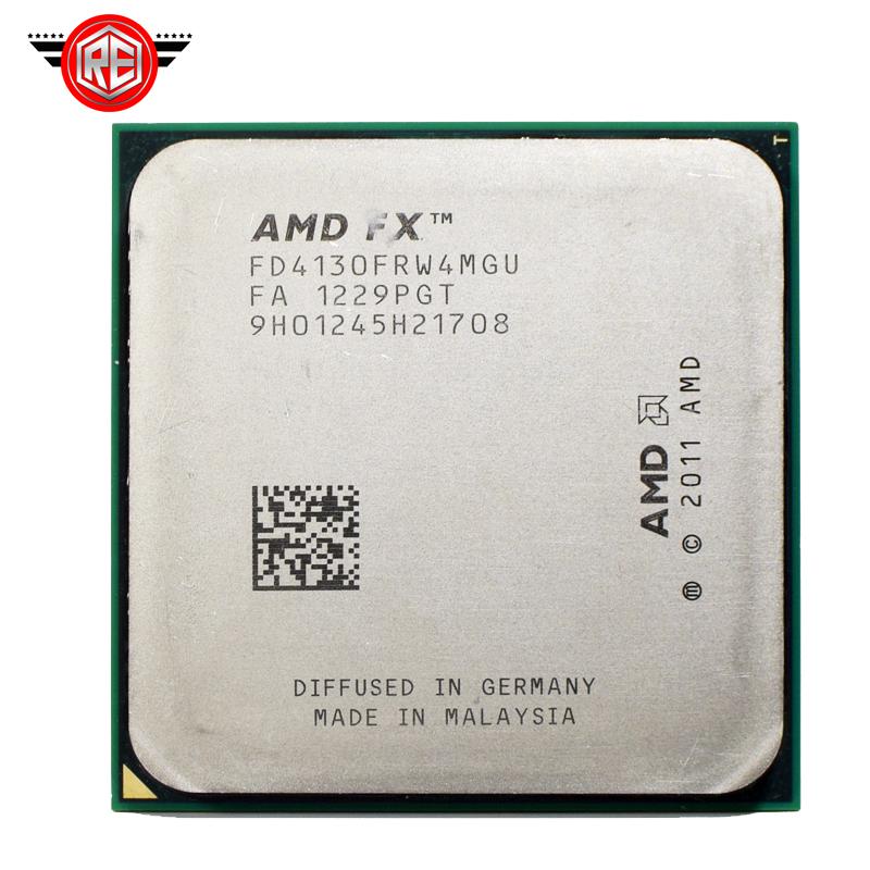 Prix pour AMD FX-Série FX 4130 3.8 GHz FD4130FRW4MGU CPU Processeur Socket AM3 + FX-4130