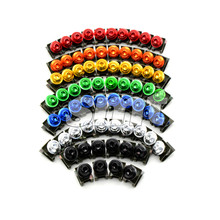 6MM Motorcycle Accessories Fairing body Bolts Screws for For YAMAHA FZ6 /600 FAZER /S2 2004 2005 2006 2007 2008 2009 2010  motorcycle accessories frame slider for yamaha fz6 fz6s 600 2004 2005 2006 2007 2008 2009 2010 2011 2012 black