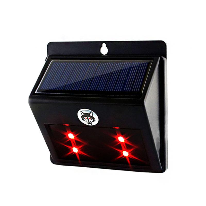 Transctego солнечной driven животного лампы забор Стены Солнечный сад лампы LED лампе solaire открытый садовых дорожек buiten <font><b>verlichting</b></font>