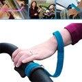 1 peça hot sale acessórios carrinho de alta qualidade evitar a deixar a mão do guarda-chuva do bebê carrinho de bebê de Segurança do carro da Correia de Pulso