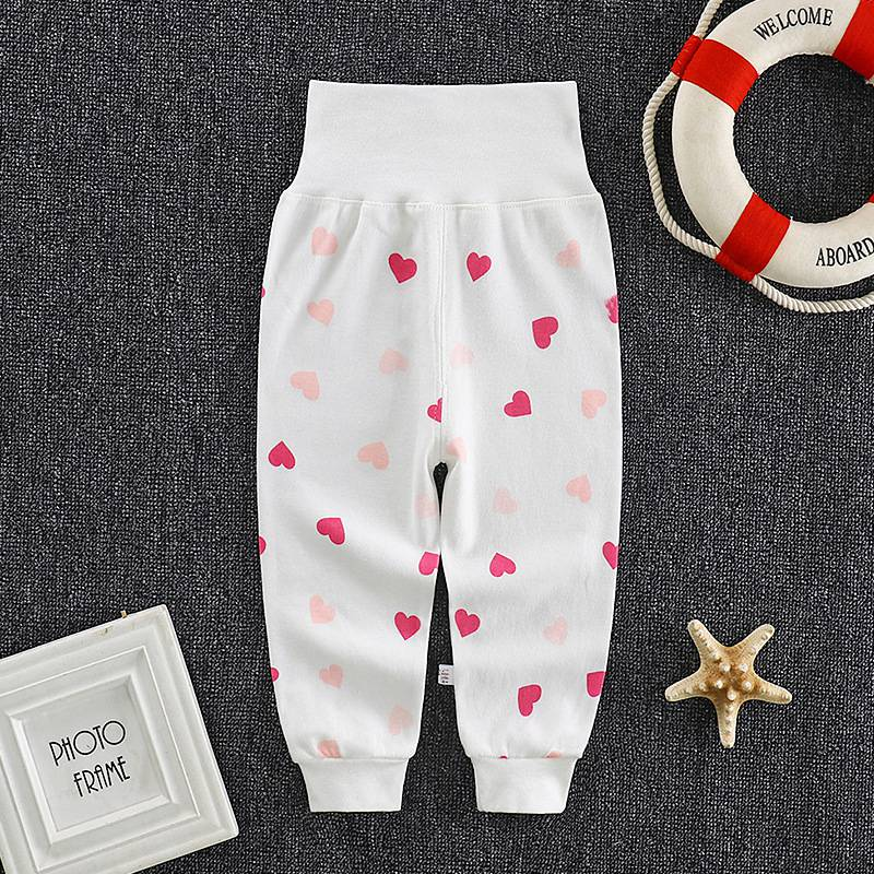 Summer Autumn Baby Pants Long Trousers Baby Girls Boys Leggings Newborn Cotton Clothes Baby Clothing Infant Kids PP Pants