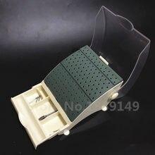 Стоматологический блок Bur/держатель/станция с выдвижным ящиком-вмещает 142 боров