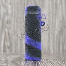5pcs Texture Case For Smok Novo Kit AIO Pod Starter, Anti-Slip Silicone Skin Cover Warp Sleeve Decal Fit Vape Smoktech