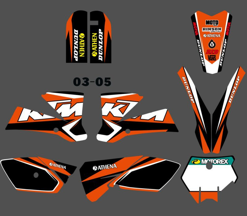 online buy wholesale ktm 85 graphics from china ktm 85 graphics