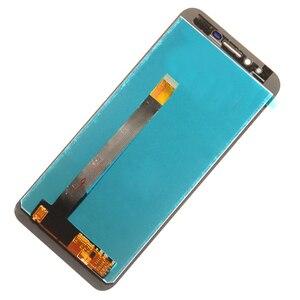 Image 4 - 5.5 אינץ HOMTOM S99 LCD תצוגה + מסך מגע Digitizer עצרת 100% מקורי חדש LCD + מגע Digitizer עבור S99