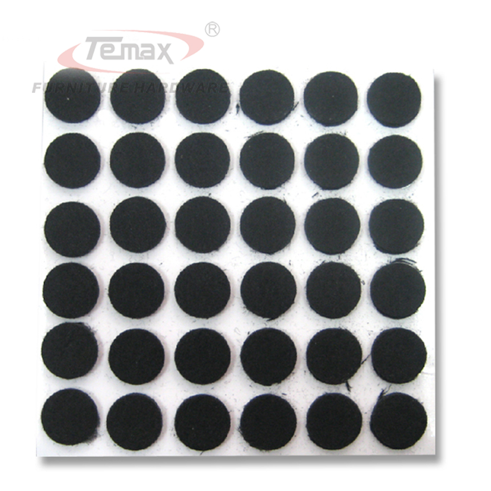 New 5 In 1 Self Adhesive Furniture Leg Feet Non Slip Rug Felt Pads  Protetcors Anti Slip Mat Soft Close Fittings In Furniture Legs From  Furniture On ...