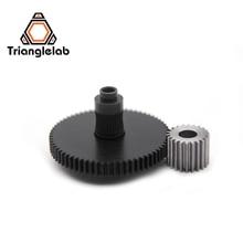 Trianglelab 3d printer reprap Titan Extruder spare parts gear Hobb (Hardened Steel) & stepper motor mk8 prusa i3