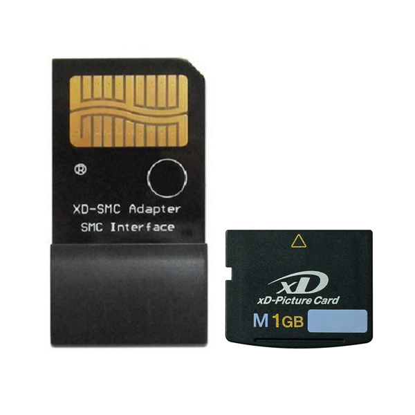 SmartMedia Adapter 1GB Digital Memory Card XD Card with Adapter