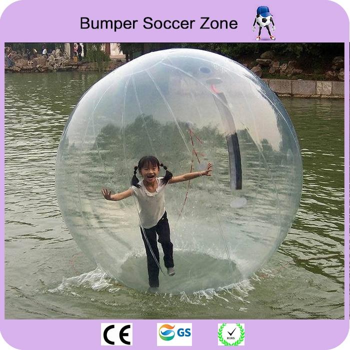 Gratis forsendelse Opblåsbar Hamster Ball Hot Oppustelig Vand Vandkugle Zorb Ball Vandkugler Zobr Ballon Vand Med Pool