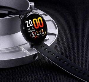 Image 3 - SENBONO inteligentny zegarek mężczyźni kobiety IP68 wodoodporna bransoletka pulsometr sportowy inteligentny zegar sport Smartwatch dla IOS Android