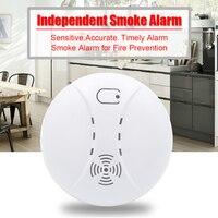 Draadloze Rookmelder 433 MHz Draagbare Alarm Sensoren WIFI GSM Home Security Rookmelder Sensor detecteren huis etc