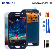 657eadd429e3d TFT For SAMSUNG GALAXY J1 Ace J110 J110M J110L J110F LCD Display Touch  Screen Digitizer Assembly For SAMSUNG J110 Display Screen