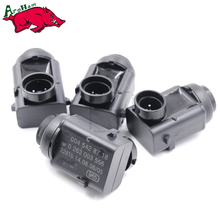 4x Sensor de Estacionamento PDC Distância 0015427418 0045428718 Para Mercedes-Benz W203 W163 W168 W209 W210 W211 W220 W215 W 251 S203 C203