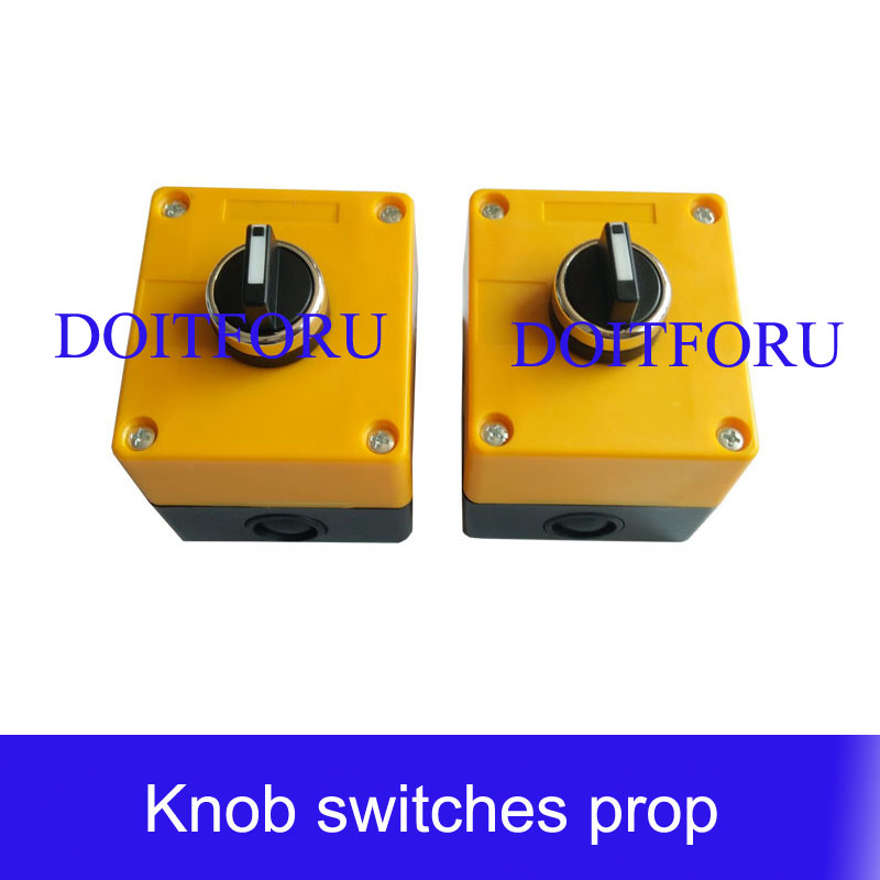 Escape room prop Key Switch adjust key to right position to open magnet lock console switch real escape game chamber room prop