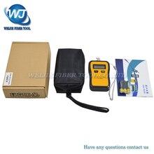 JoinWit Mini Fiber Optical Power Meter JW3402  50~+26dBm high precison handheld fiber optic attenuation tester