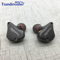 Tiandirenhe MMCX TD08 1DD Celebrity Earphone Custom Made With Dynamic As UE900 SE846 Around With MMCX