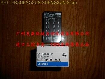 OMRON Remote I/O Moduli SRT2-ID16P, SRT2-OD16P