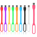 9 Colors Usb Night Light Keypad Led Light for Xiaomi Power Bank for Laptop PC Computers,Portable Mini USB Light