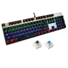 2015 Hot Sale! Tri-color LED Backlight Flyingcolors Mechanical Touch Gaming Advanced Keyboard El Teclado Gamer el tri monterrey