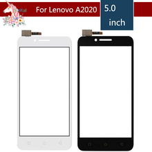 10pcs/lot 5.0 For Lenovo Vibe C A2020 A2020a40 LCD Touch Screen Digitizer Sensor Outer Glass Lens Panel Replacement цена