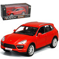 RMZ City Porsch Cayenne TURBO GZ554014 1/32-36 Scale 5 Inch Diecast Vehicles Model Car Toys Best Gift for Children White Red