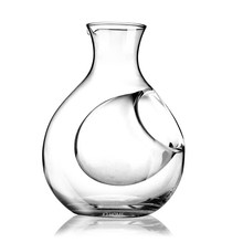 Qualità 250ML di Raffreddamento Decanter Articoli e Attrezzature per Acqua, Caffè, Tè Mini Decanter di Vino Senza Piombo di Vetro della Birra Dispositivo di Raffreddamento Mini Regalo di Vino Caraffa Superiore decanter(China)