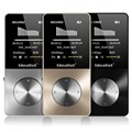 Originais mp3 player 4 GB Entry-level S1813 Alta Qualidade de Som Lossless Leitor de Música com FM Jogo EBook Vídeo