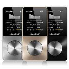 Original mp3 player 4GB S1813 High Sound Quality Entry-level Lossless Music Player with FM Game Video EBook